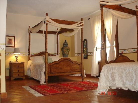 Casa Maria Bed and Breakfast: Cielito Lindo