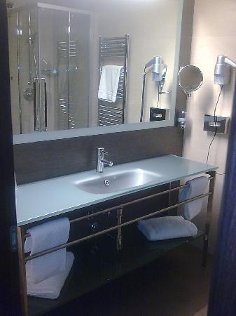 Pomezia, Italia: il bagno