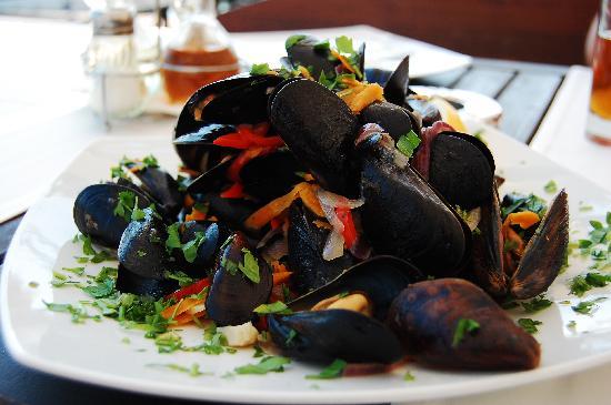 Francis Drake: Captain's Mussel