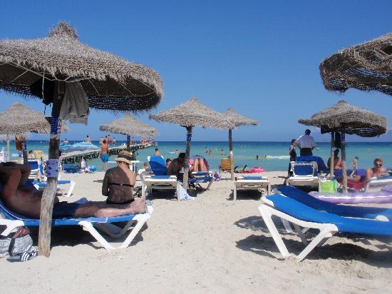 BQ Alcudia Sun Village: stranden