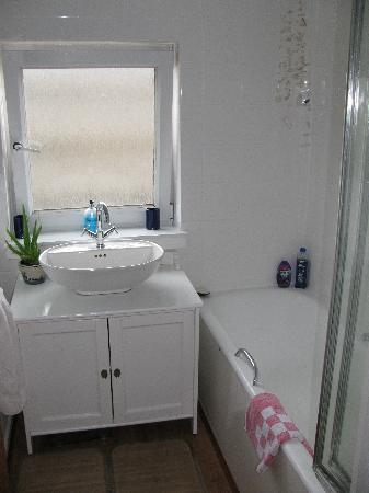 Elgin Terrace B&B: Bagno