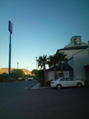 Motel 6 Beatty / Death Valley: Motel6