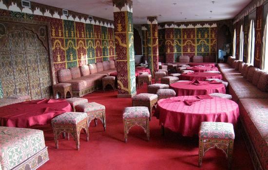 Hotel Zelis lounge