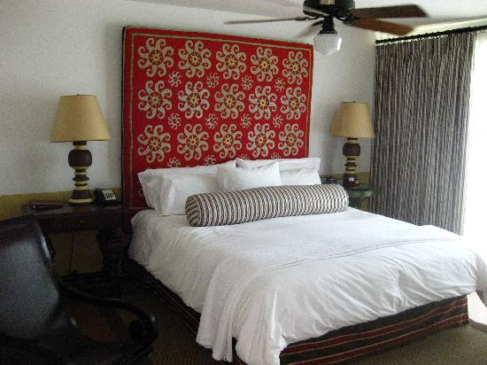 Colony Palms Hotel: Room