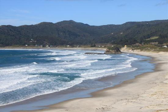 Great Barrier Island, Selandia Baru: Medlands Beach