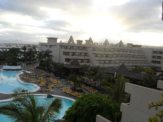 Beatriz Playa & Spa: vistas