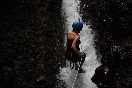 La Fortuna de San Carlos, Costa Rica: If I can do it.....you can do it!
