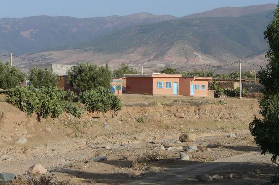 Dar Achorafa: village de Tizefrite