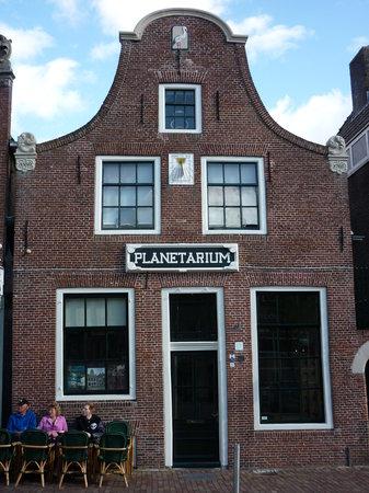 Franeker, The Netherlands: Eise Eisinga Planetarium