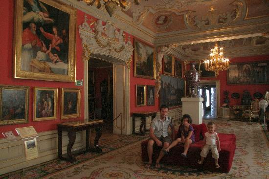 Varsovie : One of the rooms