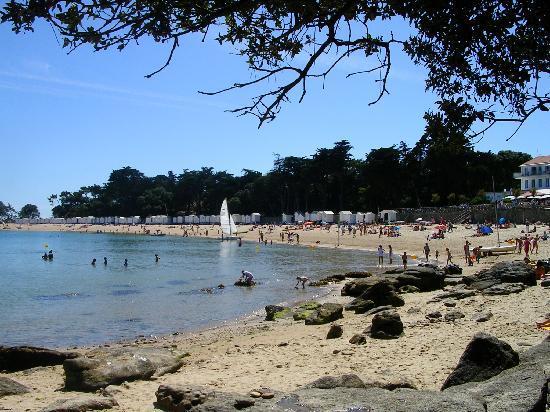 Beach At Bois De La ChaiseNoirmoutier