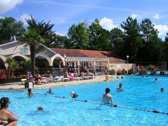 Siblu Villages - Le Bois Dormant : The main pool