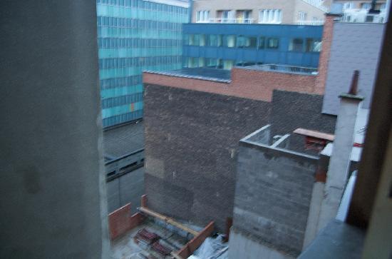 Best Western City Centre: vue de la chambre