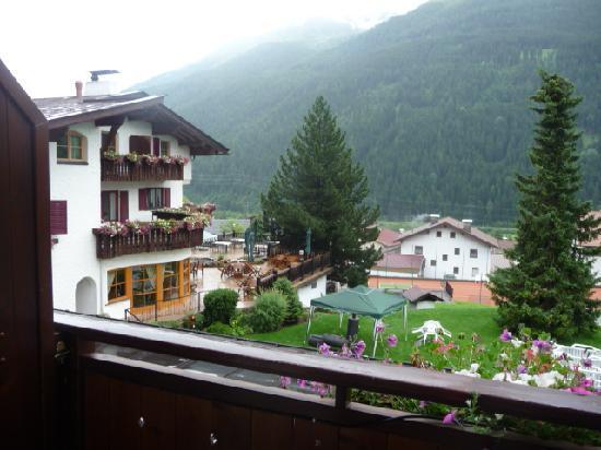 Hotel Gridlon Wellness am Arlberg: Par un matin frais...
