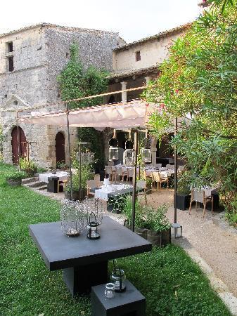 Restaurant Gastronomique  Ef Bf Bd Uzes