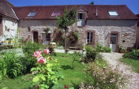 Villeneuve-sur-Yonne, France: Maison d'hôtes