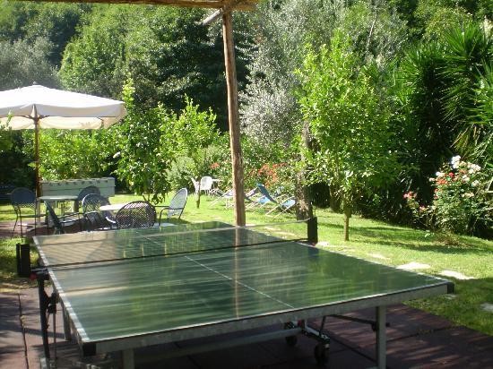 Best Western Hotel La Solara Sorrento: Table tennis