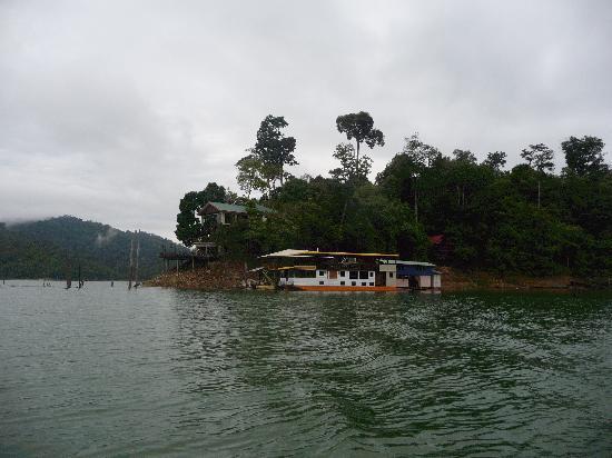 Tasik Temenggor Discovery Island: Discovery Island