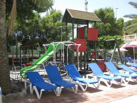 ALEGRIA Portomagno: el parque infantil