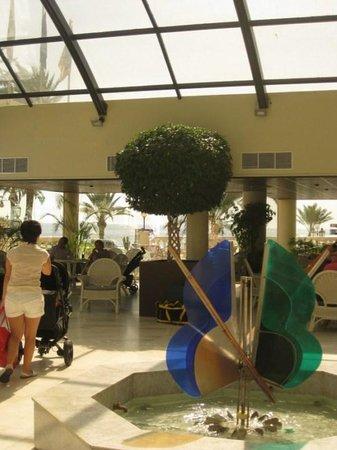 Hotel ATH Portomagno: hall