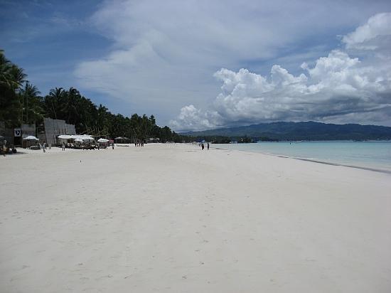 Ambassador in Paradise Resort: Beach
