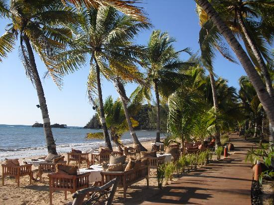VOI Amarina resort: La spiaggia