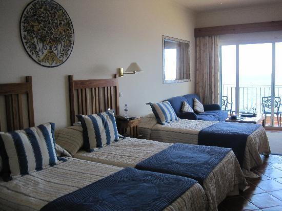 Albatroz Beach & Yacht Club: chambre