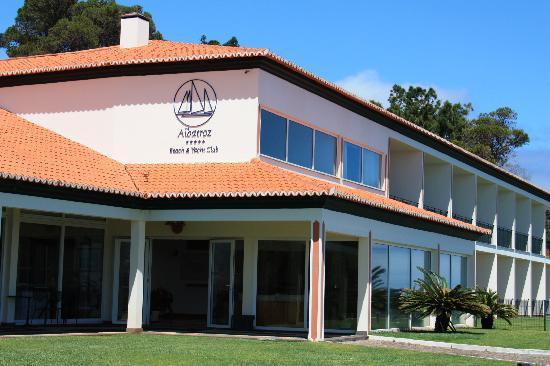 Albatroz Beach & Yacht Club: Hotel
