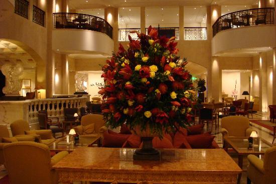 Hotel Adlon Kempinski: Lobby