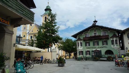 Hotel Park St Johann In Tirol