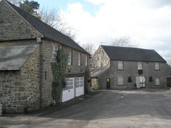 The Manifold Inn: Blacksmiths Accommodation