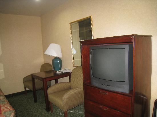 Best Western Plus Yosemite Way Station Motel: King deluxe room 332