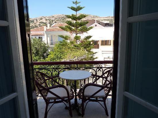 Labito Hotel: View from balcony