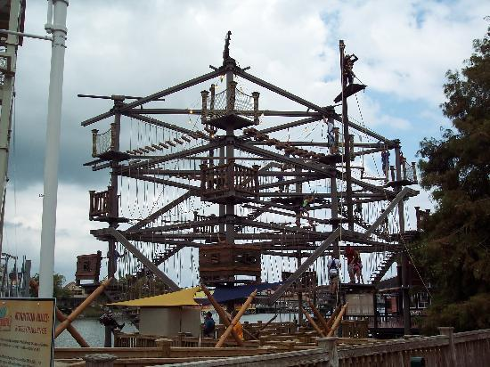 Myrtle Beach, SC: Ropes Course