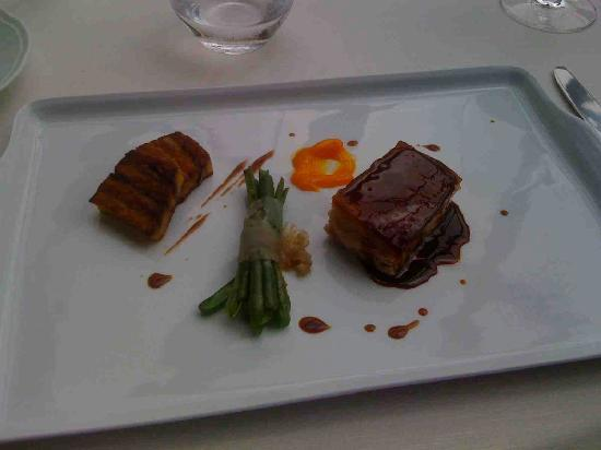 Hotel Villa Del Quar: Eggs&Bacon revisited