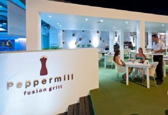 Peppermill fusion grill