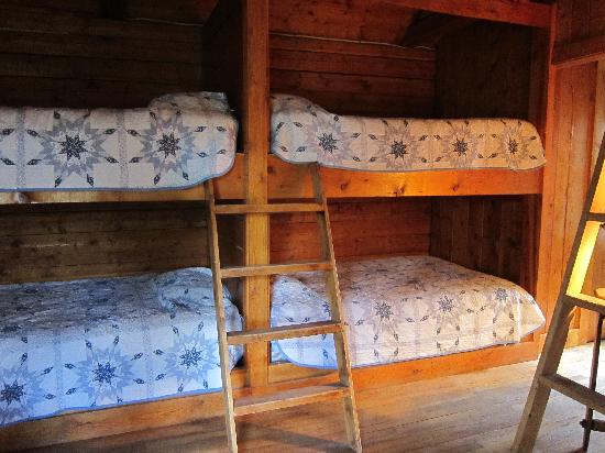 K Bar Z Guest Ranch: comfy beds, plenty of room