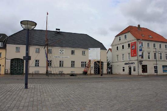 Flensburg, Alemania: Schiffahrtsmuseum
