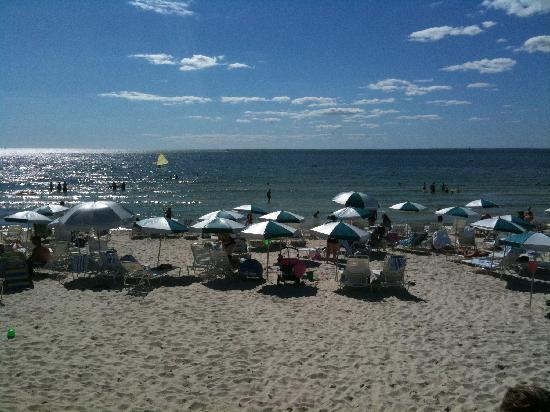 Sea Crest Beach Hotel: Old Silver Beach