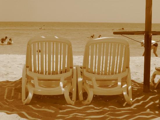 Stella di Mare Grand Hotel: the beach