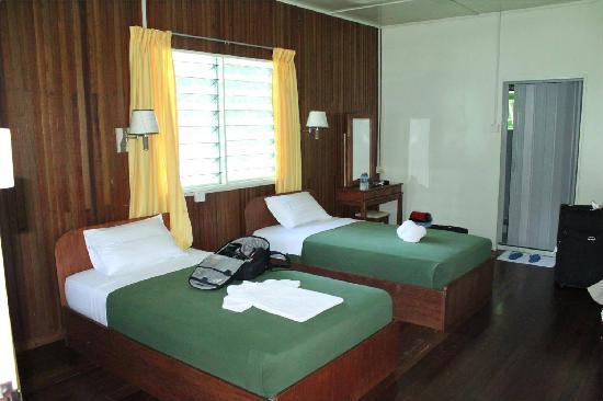 Abai Jungle Lodge: Our room