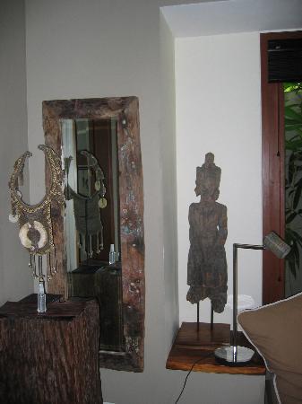 The Purist Villas and Spa: Decoration at the Villa