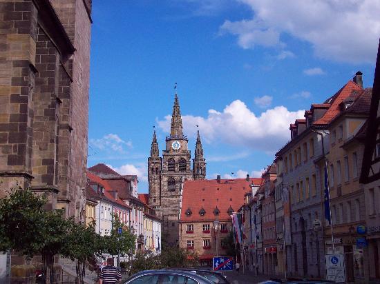 Hotel Schwarzer Bock: city