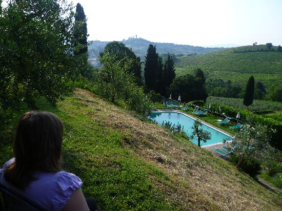 Podere Montese: The heart of the Tuscan countryside!