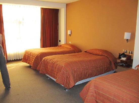 Mosoq Inn: Room