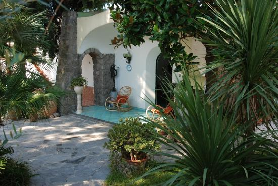 Villa Le Magnolie: Ingresso Hotel