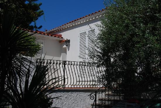 Villa Le Magnolie: Nostra camera