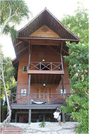 Lankayan Island Dive Resort : Chalet 22