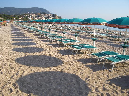 Numana, Ιταλία: La spiaggia