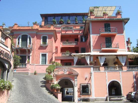 Hotel Castel Vecchio Castel Gandolfo Tripadvisor